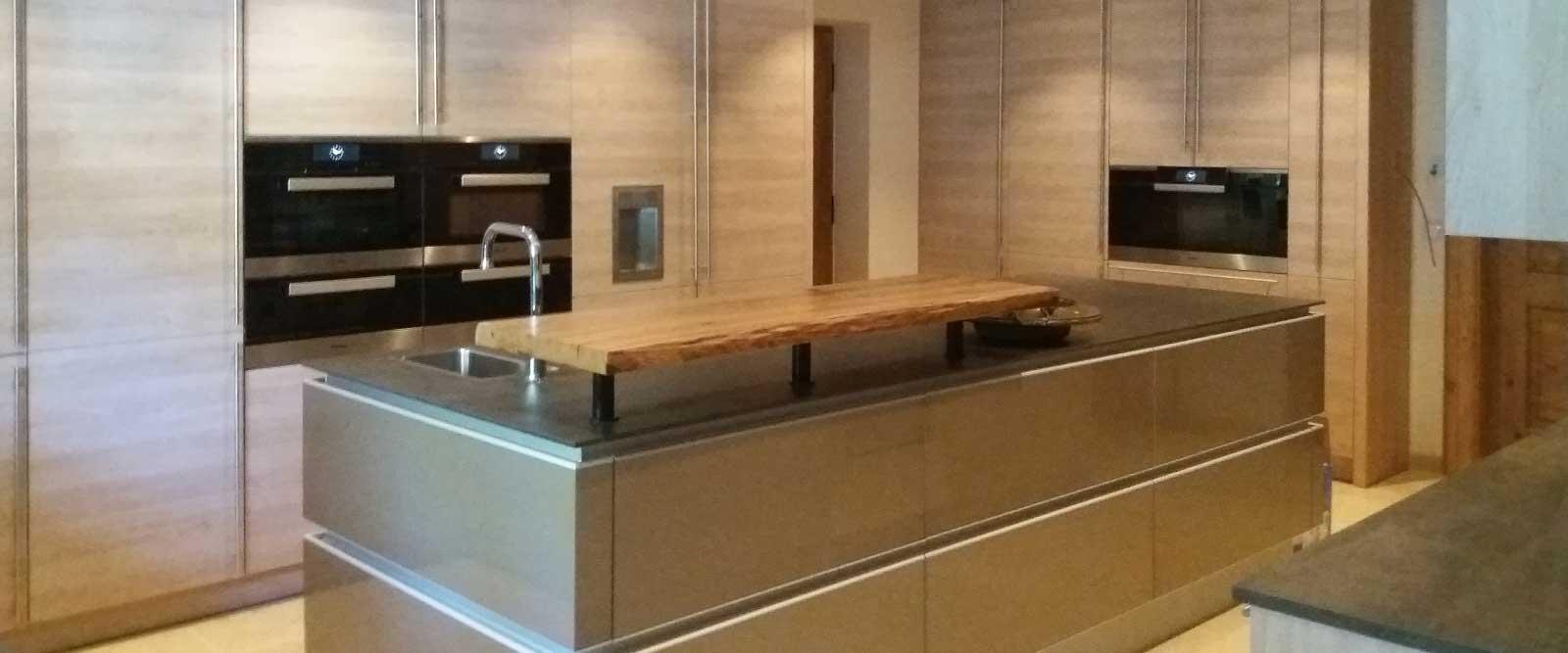 Einbauküchen von Meisterhand: Johann Kafl, Möbelschreinerei