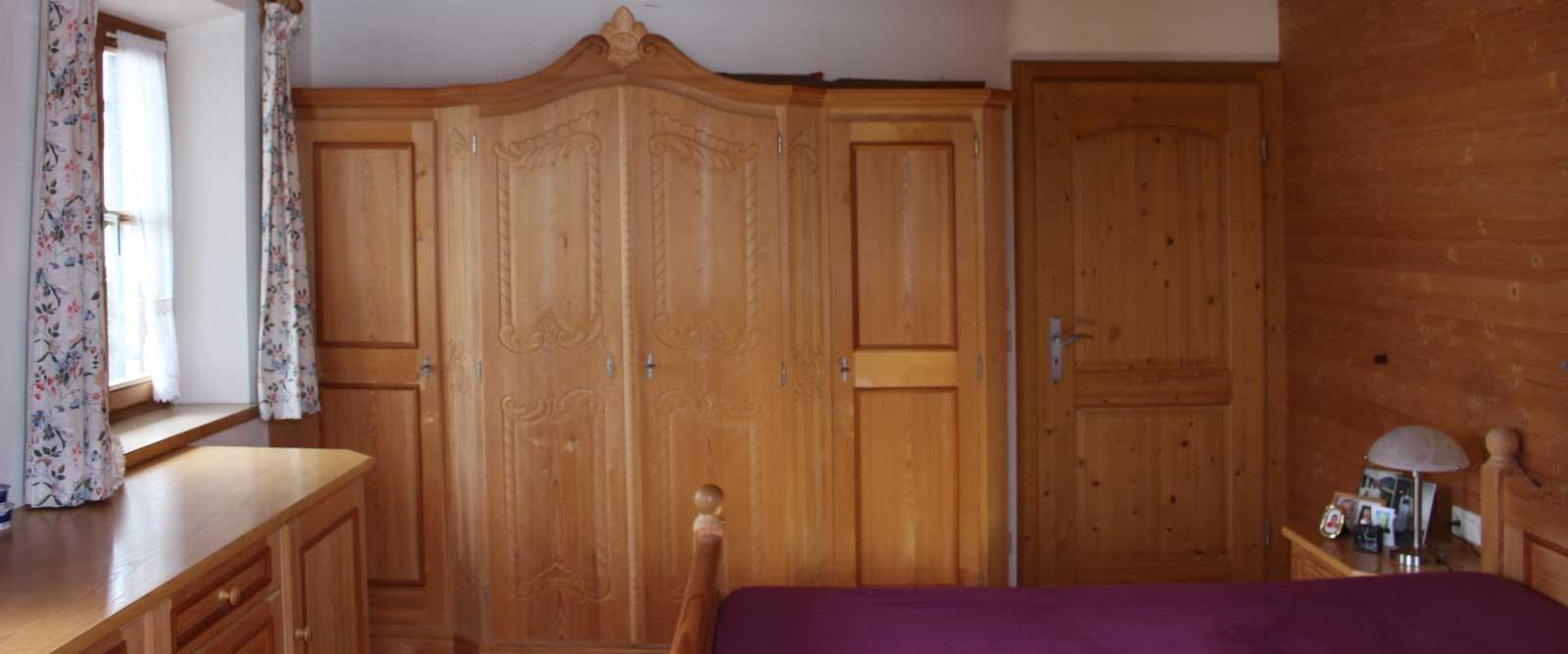 Schlafzimmer Kafl Möbelschreiner