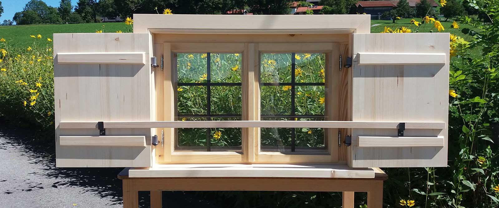 Fenster & Türen: Johann Kafl, Möbelschreinerei