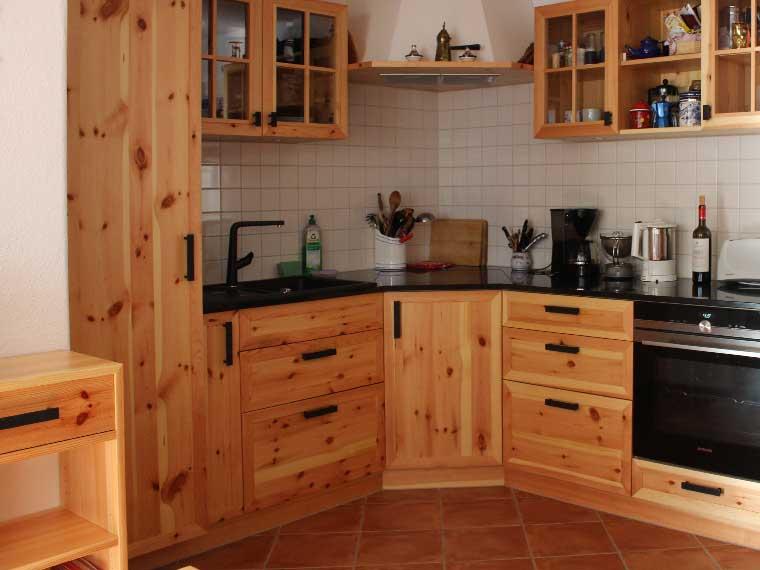 Rustikale Einbauküche, Abb. 1