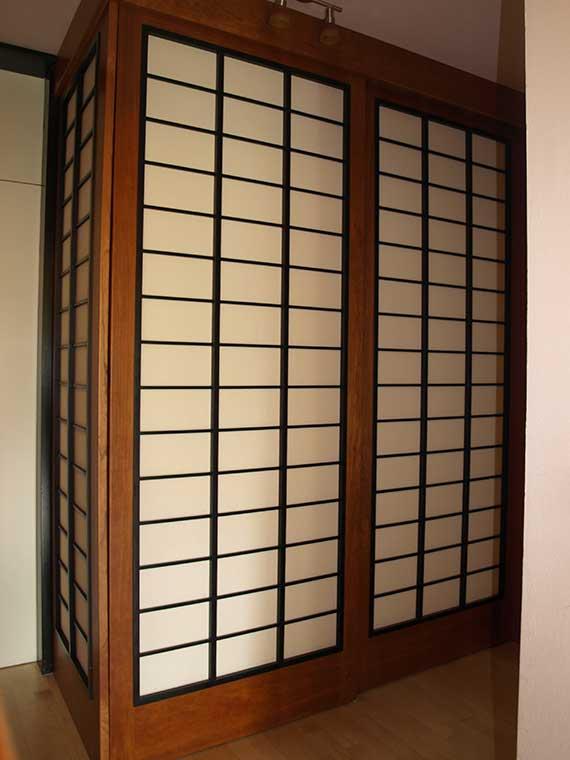Kleiderschrank im Japanstil, Abb.2