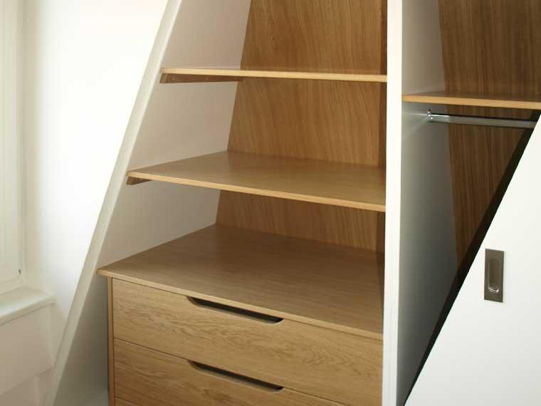 Schlafzimmer Schrankfront, Abb.1