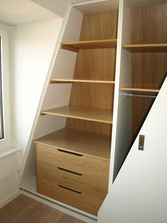 Schlafzimmer Schrankfront, Abb.2