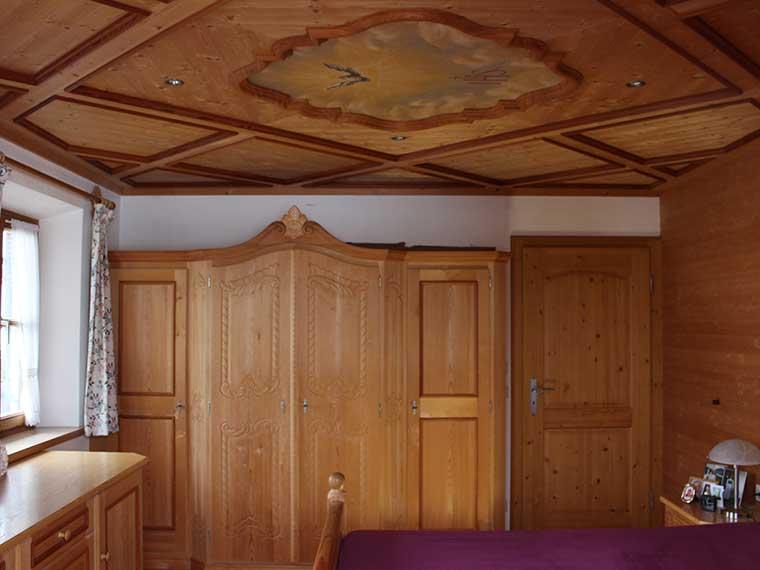 Schlafzimmer rustikal, Abb. 1